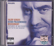 Mussorgsky, Valery Gergiev, Wiener Philharmoniker Pictures At An Exhibition (Night On The Bare Mountain)