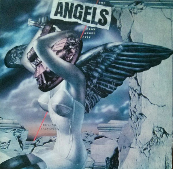 The Angels From Angel City Beyond Salvation