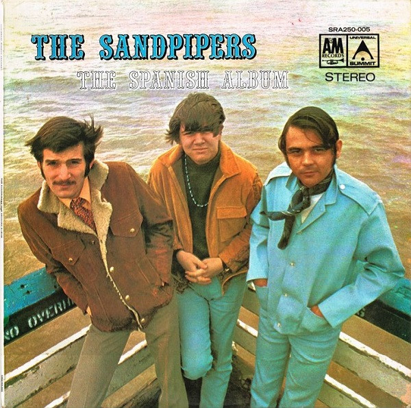 The Sandpipers The Spanish Album  Vinyl