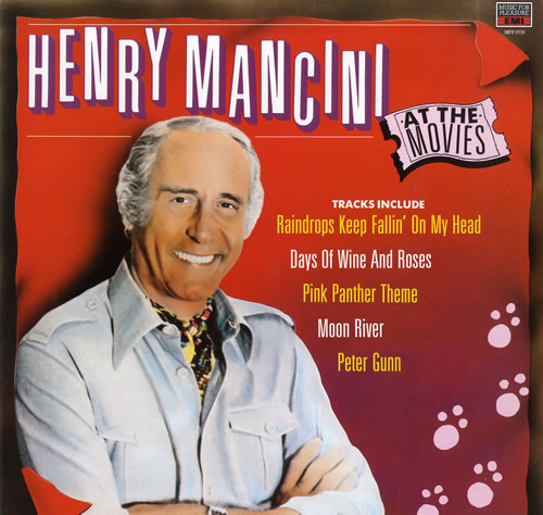 Mancini, Henry At The Movies Vinyl