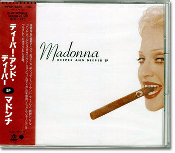 Madonna Deeper And Deeper EP