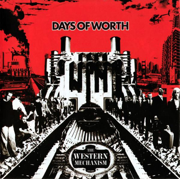 Days Of Worth The Western Mechanism Vinyl