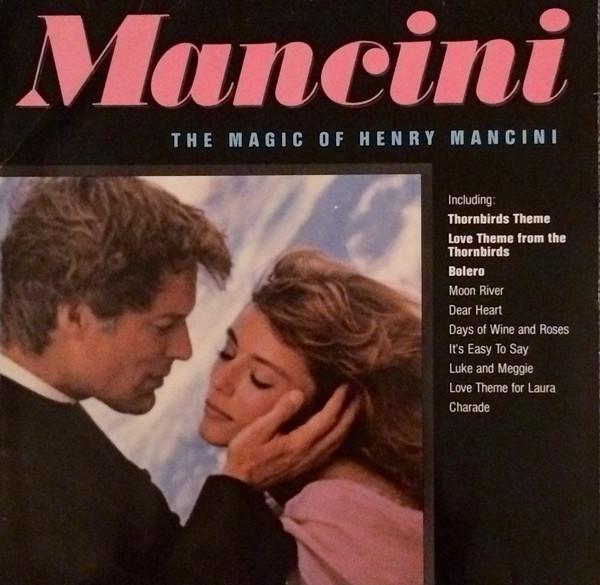 Mancini, Henry The Magic Of Henry Mancini