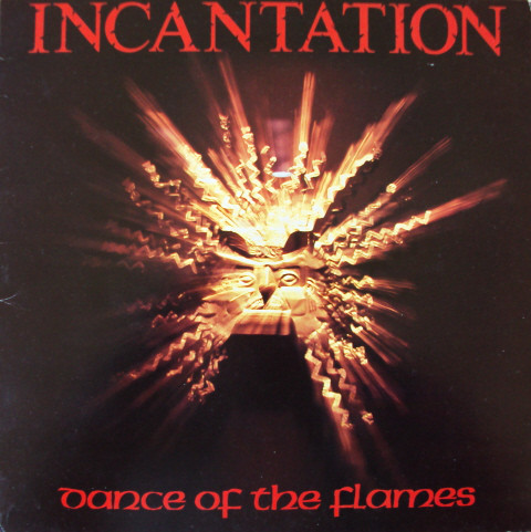 Incantation Dance Of The Flames Vinyl