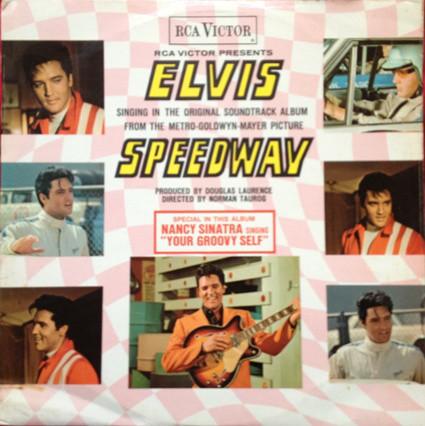 Presley Elvis Speedway