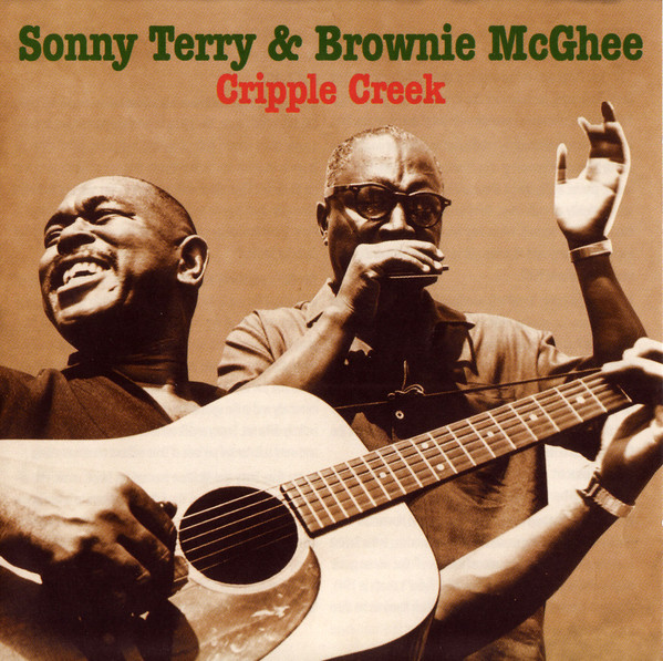 Terry, Sonny & Brownie McGee Cripple Creek Vinyl