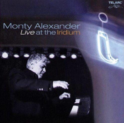 Alexander, Monty Live At The Iridium Vinyl