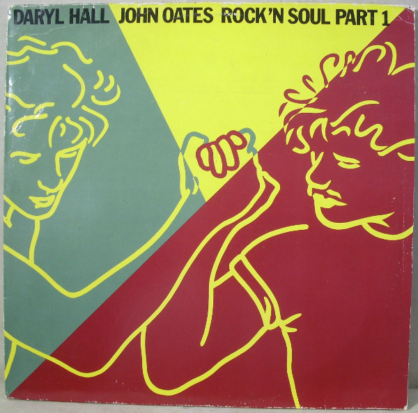Daryl Hall John Oates Rock 'N Soul Part 1 Vinyl