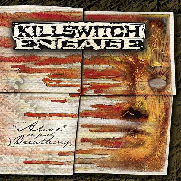 Killswitch Engage Alive Or Just Breathing Vinyl