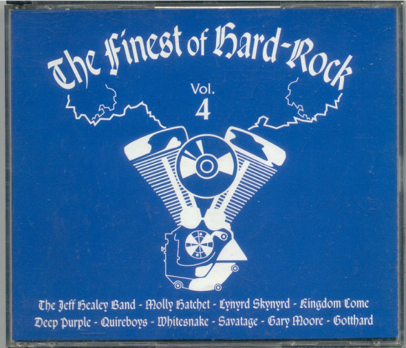 Various The Finest Of Hard-Rock (Vol. 4)