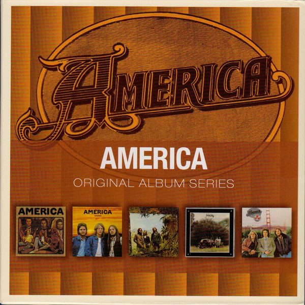America Original Album Series CD