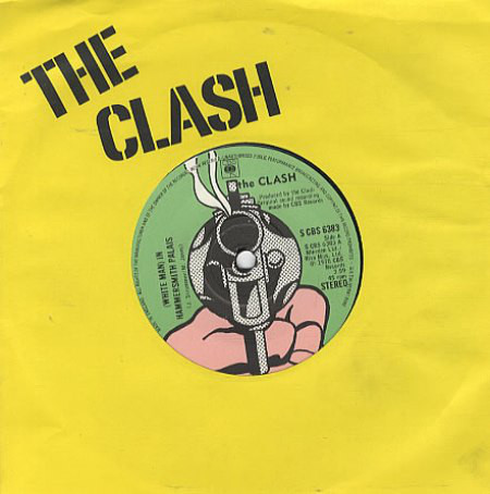 The Clash (White Man) In Hammersmith Palais
