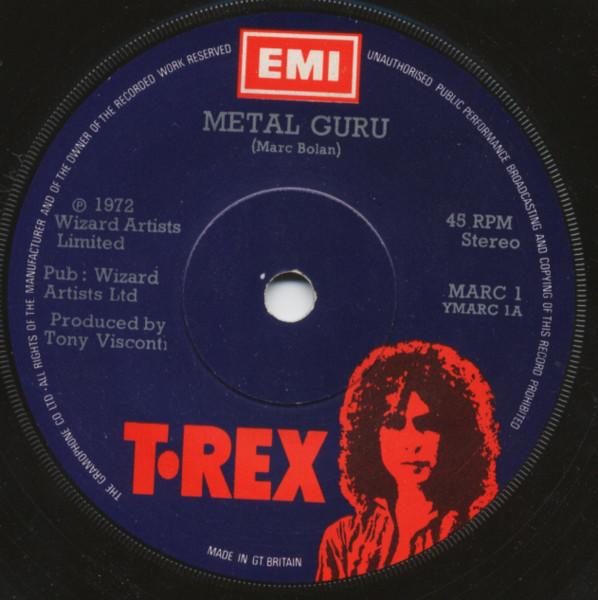 T.Rex Metal Guru