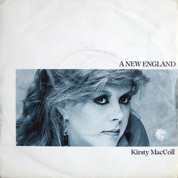 MacColl, Kirsty A New England