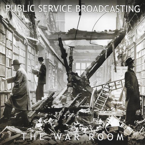 Public Service Broadcasting The War Room Vinyl