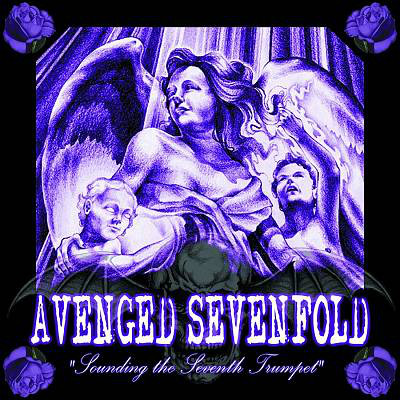Avenged Sevenfold Sounding The Seventh Trumpet Vinyl