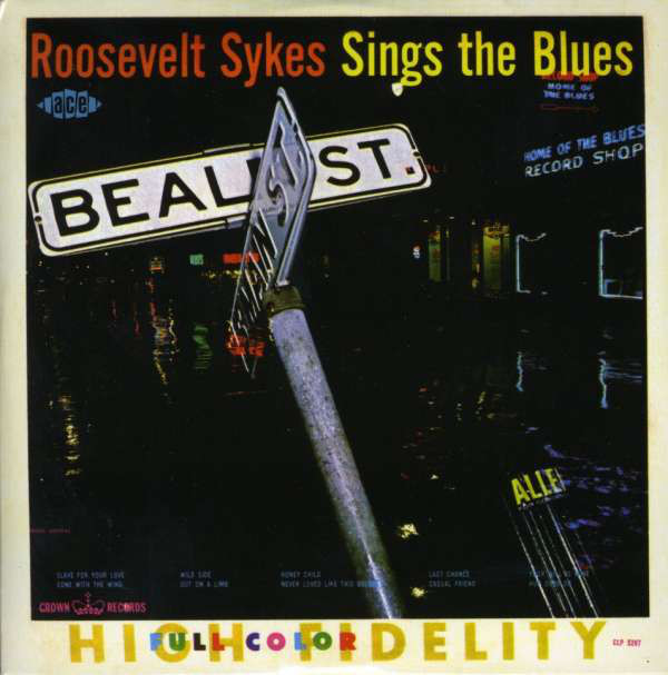 Sykes, Roosevelt Sings The Blues CD