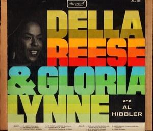 Reese, Della & Gloria Lynne & Al Hibbler Della Reese & Gloria Lynne and Al Hibbler