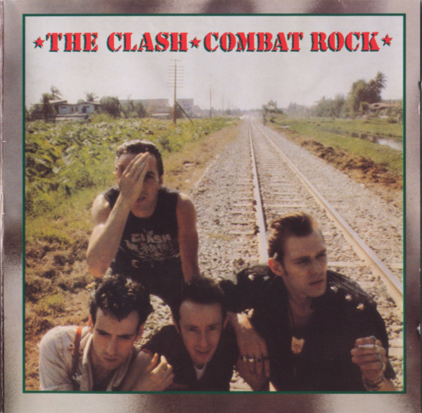 The Clash Combat Rock Vinyl