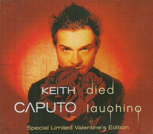 Caputo, Keith Died Laughing (Special Limited Valentine's Edition) CD
