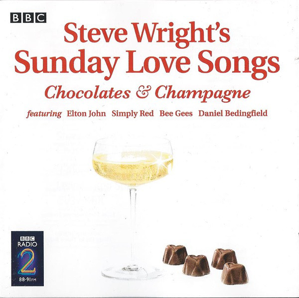 Various Steve Wright's Sunday Love Songs Chocolates & Champagne CD