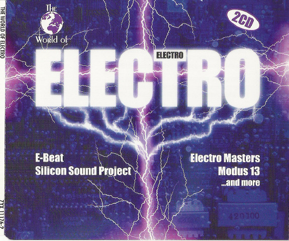 Various The World Of Electro CD