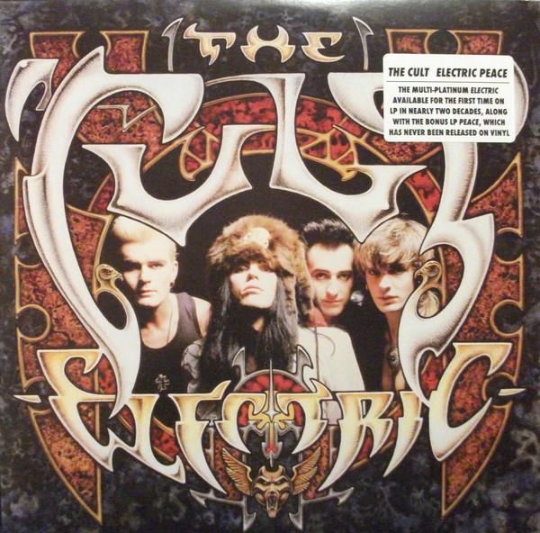 The Cult Electric Peace Vinyl