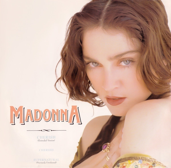 Madonna Cherish Vinyl