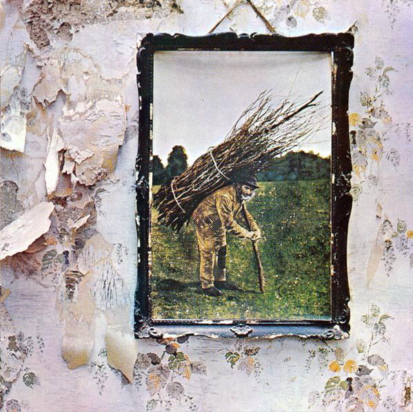 Led Zeppelin Untitled (Led Zeppelin IV)