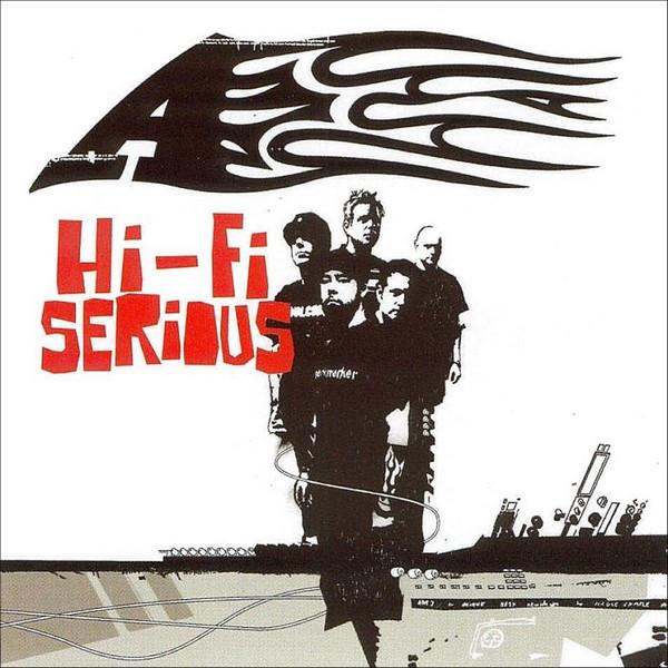 A Hi-Fi Serious Vinyl