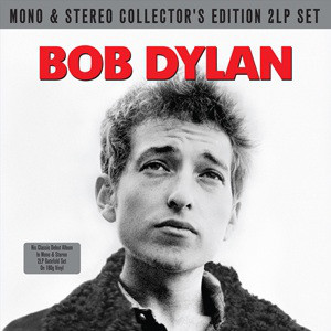 Dylan, Bob Bob Dylan - Mono & Stereo Collector's Edition 2LP Set