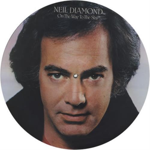 Neil Diamond On The Way To The Sky Vinyl