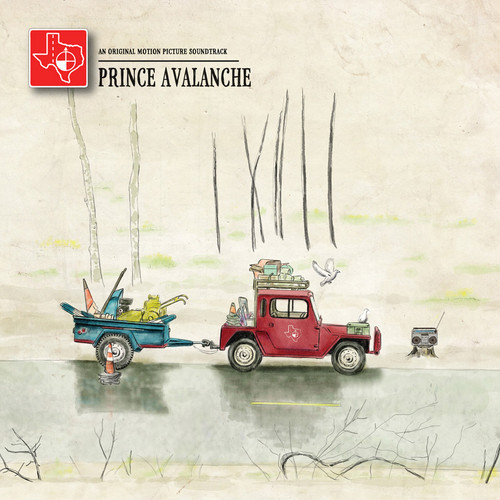 An Original Motion Soundtrack Prince Avalanche Vinyl