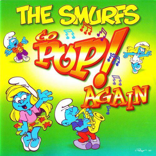 Smurfs (The) The Smurfs Go Pop! Again Vinyl