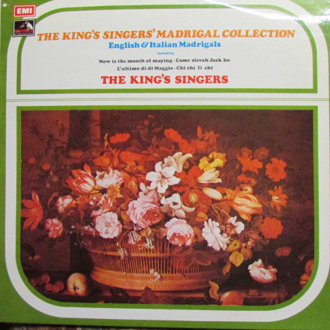The King's Singers Madrigal Collection