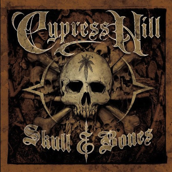 Cypress Hill Skull & Bones CD