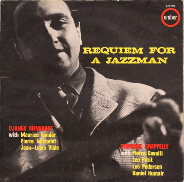 Django Reinhardt / Stéphane Grappelli Requiem For A Jazzman Vinyl