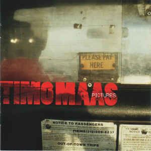 Maas, Timo Pictures CD