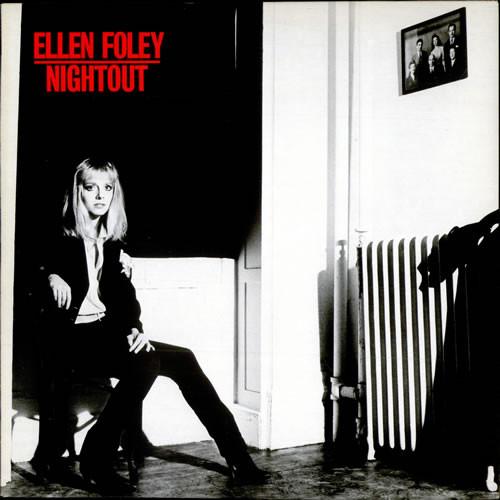 Ellen Foley Nightout Vinyl
