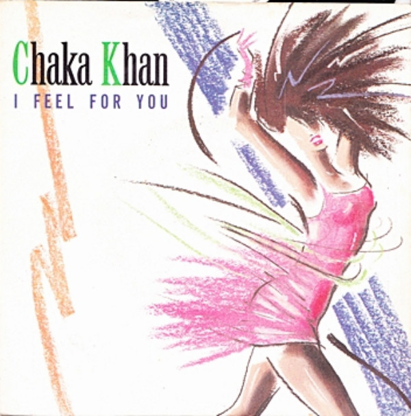 Khan, Chaka I Feel For You Vinyl