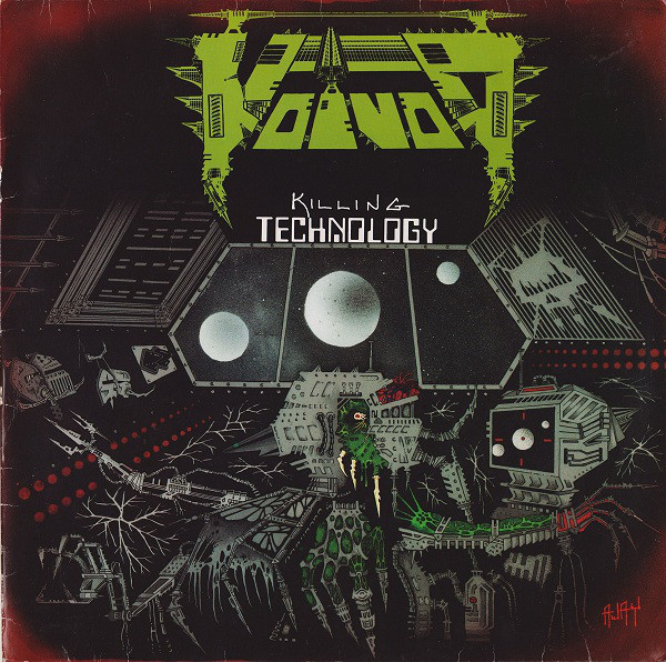 Voivod Killing Technology