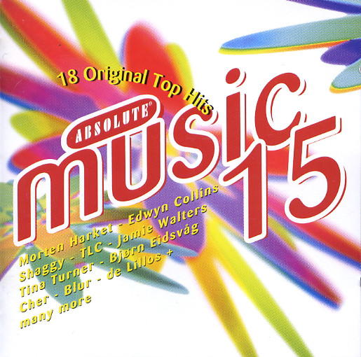 Various Absolute Music 15 CD