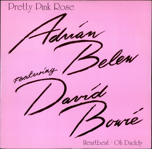 Belew, Adrian Featuring David Bowie Pretty Pink Rose