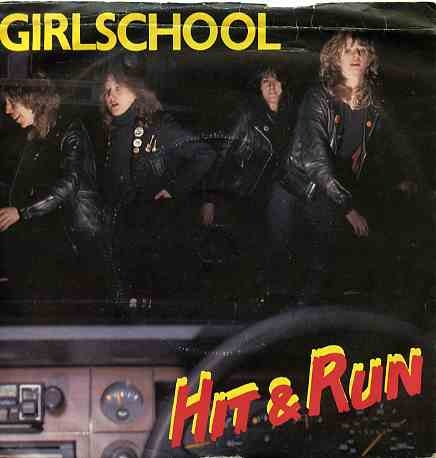 Girlschool Hit & Run