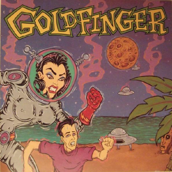 Goldfinger Goldfinger Vinyl