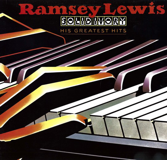 Lewis, Ramsey Solid Ivory - His Greatest Hits Vinyl