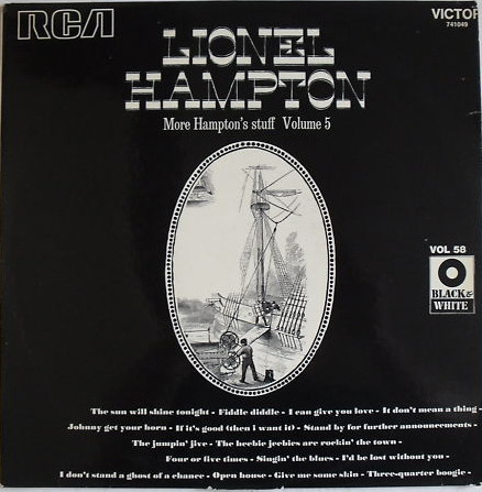 Hampton, Lionel More Hampton's Stuff Volume 5