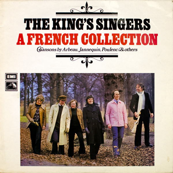 The King's Singers A French Collection