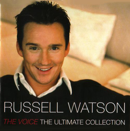 Watson, Russell The Voice - The Ultimate Collection Vinyl