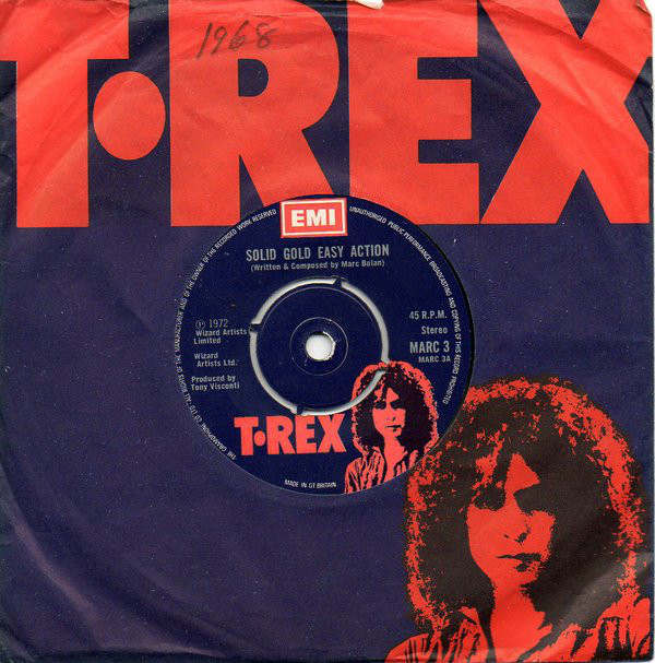 T.Rex Solid Gold Easy Action